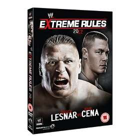 WWE - Extreme Rules 2012 (UK)