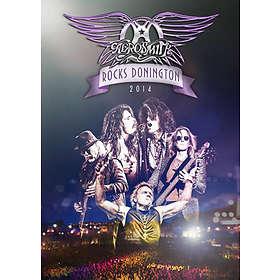 Aerosmith Rocks Donington - 2014