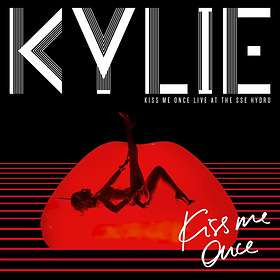 Kylie Minogue: Kiss Me Once - Live at the SSE Hydro (DVD+2CD)