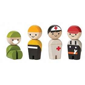 Plan Toys PlanWorld Räddningspatrullen 6269