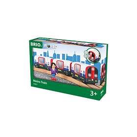 BRIO World Metro Train 33867