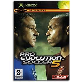 Pro Evolution Soccer 5 (Xbox) (Xbox Games)