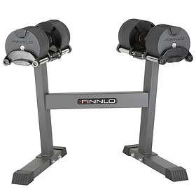 Finnlo Hammer Smartlock Hantel Set 2x20kg