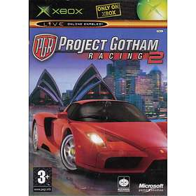 Project Gotham Racing 2 (Xbox)