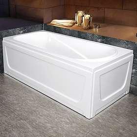 Bathlife Badekar Slumra Høyre 150x75 (Hvit)