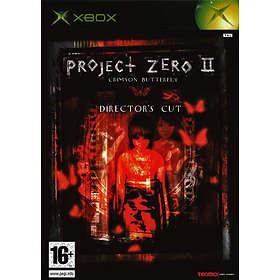 Project Zero II: Crimson Butterfly - Director's Cut (Xbox)
