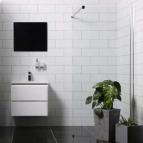 Bathlife Duschvägg Mångsidig Rak 100