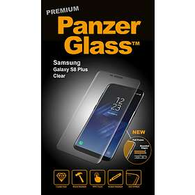 PanzerGlass Premium Screen Protector for Samsung Galaxy S8 Plus