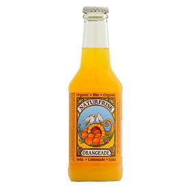 Naturfrisk Appelsin Glasflaska 0,25l
