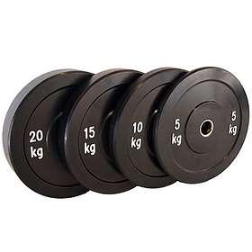 Casall Pro Weight Bumper Plate Rubber 10kg