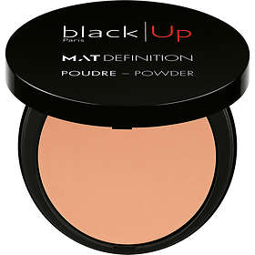 black Up Mat Definition Universal Powder