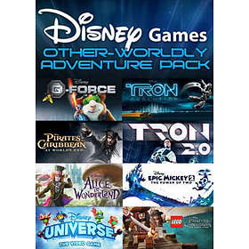 Disney Games Other-Worldly Adventure Pack (PC)