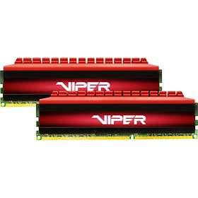 Patriot Viper 4 Red DDR4 3200MHz 2x16Go (PV432G320C6K)