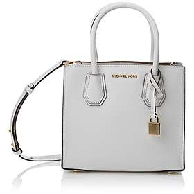 443d09c59800 Find the best price on Michael Kors Studio Mercer Leather Crossbody ...