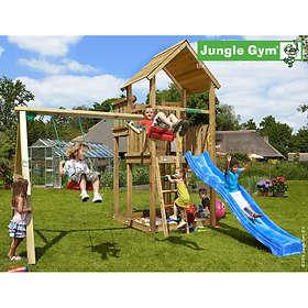 Jungle Gym Palace + Dubbel Swing