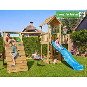 Jungle Gym Mansion + Enda Swing