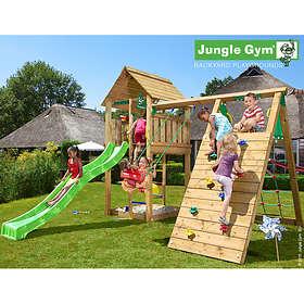 Jungle Gym Cabin + Enda Swing