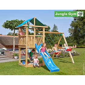 Jungle Gym Hut + Dubbel Swing