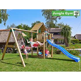 Jungle Gym Cubby+ Dubbel Swing