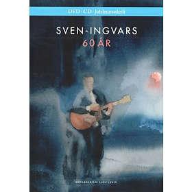 Sven-Ingvars 60 År (DVD+CD)