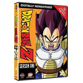 Dragon Ball Z - Season 1 (UK)