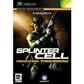 Tom Clancy's Splinter Cell: Pandora Tomorrow (Xbox)