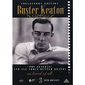 buster keaton and the general essay Joseph frank buster keaton (october 4, 1895 - february 1, 1966) was an american actor, comedian, film director, producer, screenwriter, and stunt performer he was best known for his silent films, in which his trademark was physical comedy with a consistently stoic, deadpan expression, earning him the nickname the great stone face.