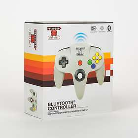 8Bitdo Tech N64 Bluetooth Controller (PC/MAC/Wii U)