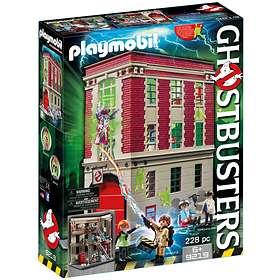 Playmobil Ghostbusters 9219 Brandstation