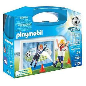 Playmobil Sports & Action 5654 Soccer Shootout Carry Case