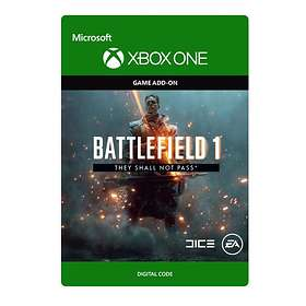 Battlefield 1 Expansion: They Shall Not Pass