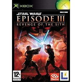 Star Wars Episode III: Revenge of the Sith (Xbox)