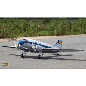 VQ Models Douglas DC-3 ARF
