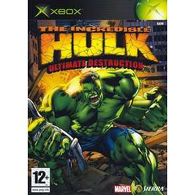 The Incredible Hulk: Ultimate Destruction (Xbox)