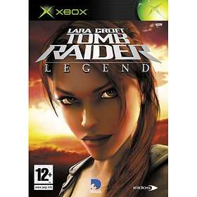 Tomb Raider: Legend (Xbox)