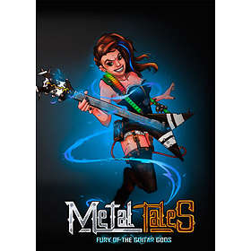 Metal Tales: Fury of the Guitar Gods