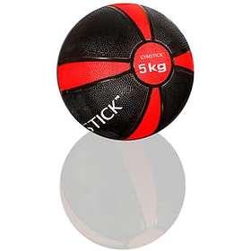 Gymstick Black/Red Medicinboll 5kg