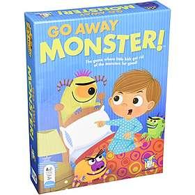 Gamewright Go Away Monster