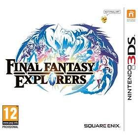 Final Fantasy: Explorers - Collector's Edition