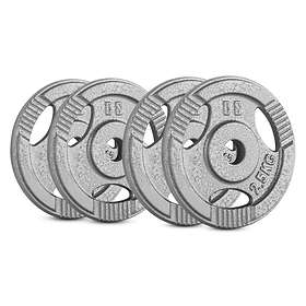 Find the best price on Capital Sports IP3H 30mm Weight Plate Set 10kg | PriceSpy Ireland