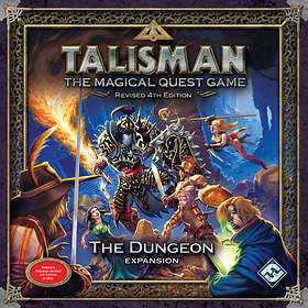 Fantasy Flight Games Talisman: The Dungeon (exp.)
