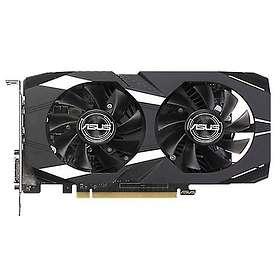 Asus GeForce GTX 1050 Ti Dual OC HDMI DP 4GB