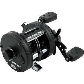 ABU Garcia Ambassadeur 5501 CS Pro Rocket The Black Edition