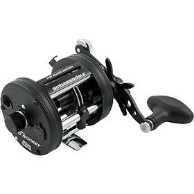 ABU Garcia Ambassadeur 6501 CS Pro Rocket The Black Edition