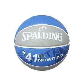 Spalding NBA Player Dirk Nowitzki