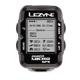 Lezyne Micro GPS HR/SC