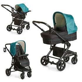 Hauck Atlantic Plus Trio Set (Travel System)