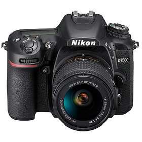 Nikon D7500 + AF-P 18-55/3,5-5,6 VR