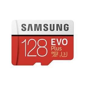 Samsung Evo+ MC128GA microSDXC Class 10 UHS-I Class 3 128GB