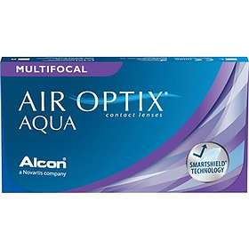 Alcon Air Optix Aqua Multifocal (6-pack)